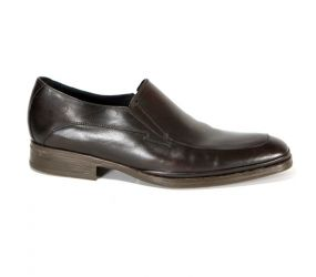Fluchos Dylan Slip On Brown Leather
