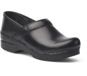 Dansko Professional Black Cabrio Wide