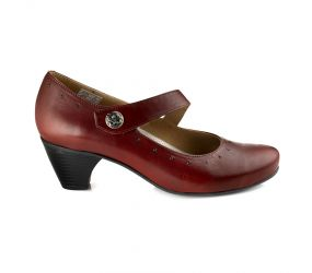 Piesanto - Bordo Leather Mary Jane