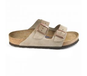 Birkenstock - Arizona Soft Footbed Taupe