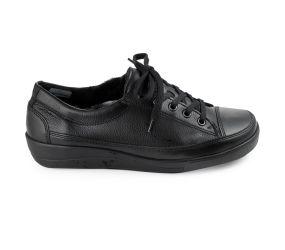 Christian Dietz - Locarno Black Leather Oxford