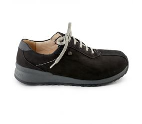 Finn Comfort - Black Prevention Lace Shoe