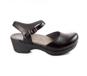 Dansko - Sam Black Soft Full Grain