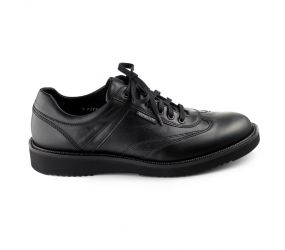 Mephisto - Adriano Black Leather Oxford