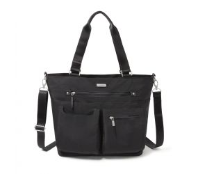Baggallini - Any Day Tote RFID Black
