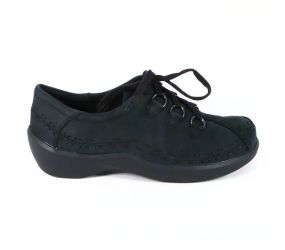 Ziera Allsorts Oxford - Black