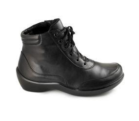 Ziera Arlo Chukka Boot - Black