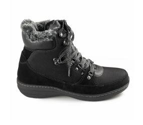 Aetrex - Kelsey Black Waterproof Boot