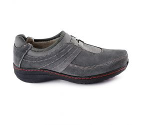 Aetrex - Kimber Greyberry Waterproof Slip On