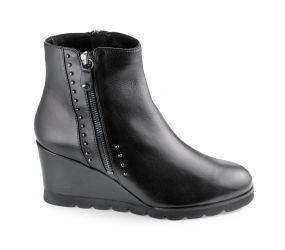 Regarde Le Ciel - Beth 11 Black Boot