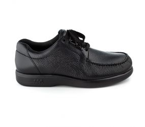 SAS Shoemakers - Bout Time Black Leather