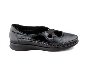 SAS Shoemakers - Crissy Black Patent