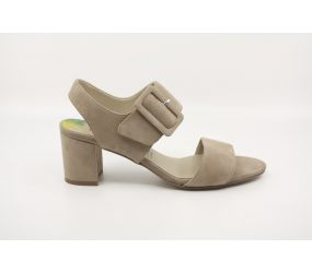 Dorking - Genil Taupe Suede Sandal