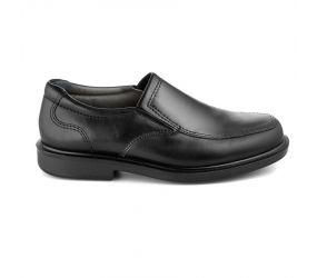 SAS Shoemakers - Diplomat Black Leather