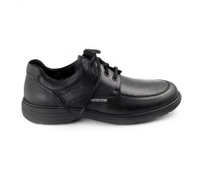 Mephisto - Douk Black Oxford Waterproof