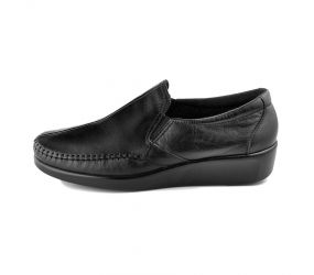 Dream Black Snake Slip On