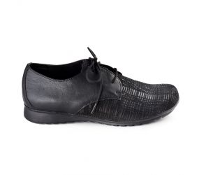 Aetrex - Erin Black Lace Oxford