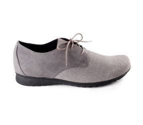 Aetrex - Erin Grey Lace Oxford