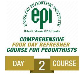 EPI - Pedorthic Refresher Course 2018 - Day 2