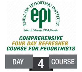 EPI - Pedorthic Refresher Course 2018 - Day 4