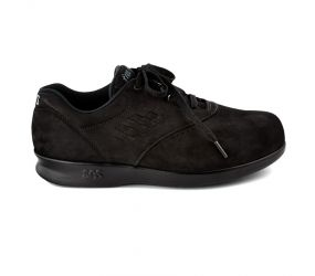 SAS Shoemakers - Free Time Charcoal Nubuck