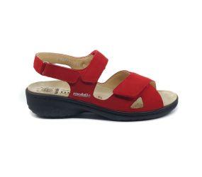 Mephisto - Geryna Scarlet Bucksoft Sandal