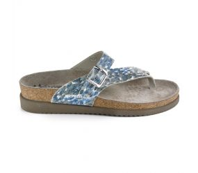 Mephisto - Helen Light Grey Monet Sandal