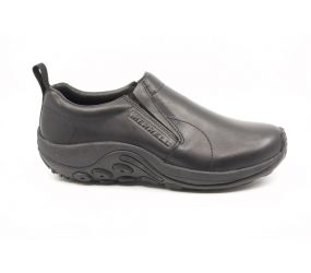 Merrell Jungle Moc Leather 2 Black - Wide