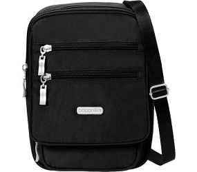 Baggallini - Journey Crossbody Black