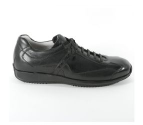 Ativa - Black Leather Sport Oxford