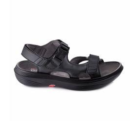 KyBoot - Pado Black Sandal