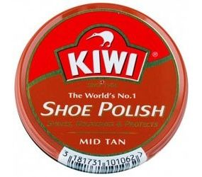 Kiwi Polish Mid-Tan