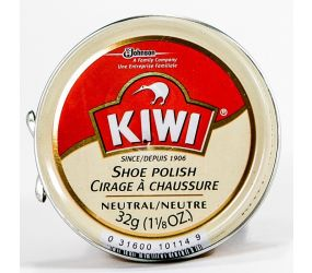 Frankford Leather - KIWI POLISH - NEUTRAL