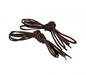 Frankford Leather - Elastic Laces Brown 30""