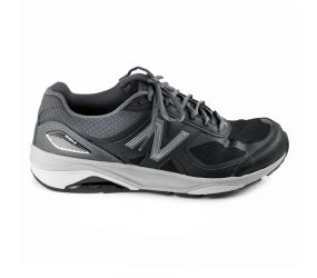 New Balance - Men's Motion Control Black/Castlerock