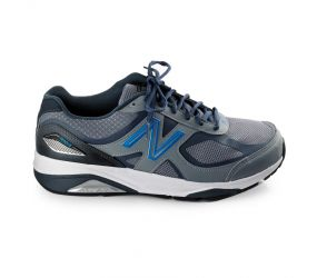 New Balance - Men's Motion Control Marblehead/Black