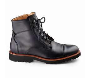 Samuel Hubbard - Uptown Maverick Black Boot