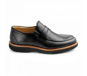 Samuel Hubbard - Ivy Legend Black Leather