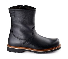 Samuel Hubbard - Aspen Black Leather Gore-Tex Boot
