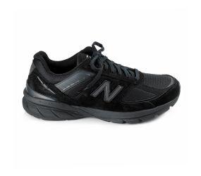 New Balance Men's 990V5 Black/Black Running