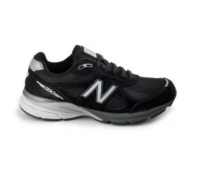 New Balance Men's 990V4 Black Running