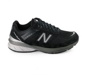 New Balance Men's 990V5 Black Running