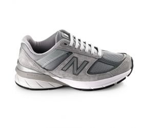 New Balance Men's 990V5 Grey Running