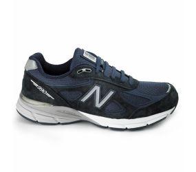 New Balance Men's 990V4 Navy Running