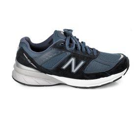 New Balance Men's 990V5 Navy Running