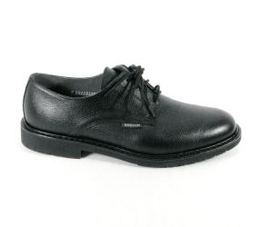 Mephisto Marlon Black Pebble Grain