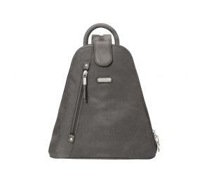 Baggallini - Metro Backpack RFID Sterling Shimmer