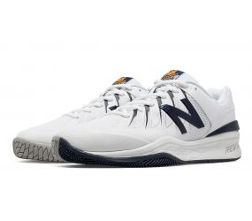 New Balance Men's Tennis White/Black