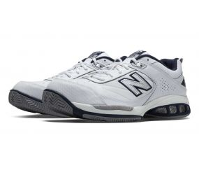 New Balance Men's Tennis Leather White