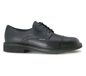 Mephisto Melchior Grain Leather - Black